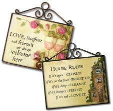 garden plaques sentiments garden collection large garden plaques history
