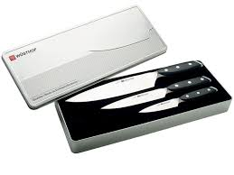 wüsthof xline knife set 3 pcs knife euro knife com