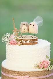 bird wedding cake toppers wedding cake topper birds image images glass bird wedding