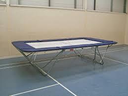77 standard trampoline c w supermesh web bed agame sports ltd