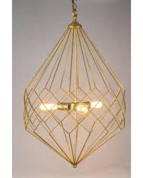 Wire Pendant Light Find The Best Deals On Gold Wire Large Pendant Gold Wire Pendant