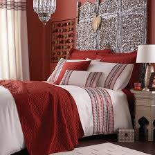 Dunelm Mill Duvet Covers Terracotta Saffron Collection Duvet Cover Dunelm Hálószoba