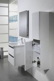 equate 700mm white wall mounted vanity unit u0026 ceramic basin eq700w