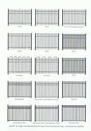 ornamental decorative fencing gmh fence co
