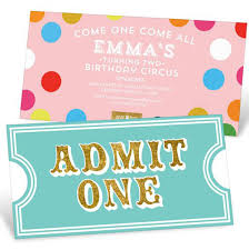 custom circus invitations 18 birthday invitations for kids u2013 free sample templates