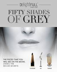 95 best fifty shades of grey home decor images on
