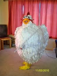 Rooster Halloween Costume Coolest Homemade Camilla Chicken Muppets Halloween