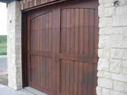 Wood Overhead Doors Wood Garage Doors Installed Maintained And Repaired In Denver