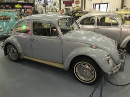 1967 Volkswagen Vw Beetle Bug Zenith Blue For Sale In Madison
