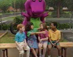 Luci Barney And Friends Wiki by Image Caringmeanssharing Jpg Barney Wiki Fandom Powered By Wikia