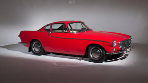 classic volvo tg u0027s restomod idea of the week volvo p1800 with 300bhp turbo