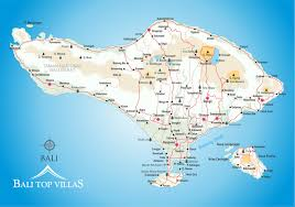 Bali Indonesia Map Bali Villa For Rental In Seminyak Serene Villas