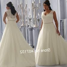 plus size ivory wedding dresses pluslook eu collection