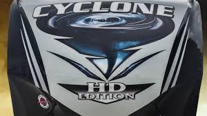 cyclone 4151 luxury toy hauler heartland rvs youtube
