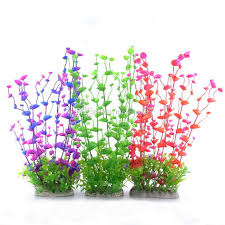 plastic flowers wholesale plastic flowers aquarium artificial plants fish