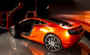 Car Paint by Mclaren Special Operations Will An Mp4 12c To Your Personal