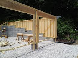 how to build a car garage historic two car garage with a storage building plumb construction