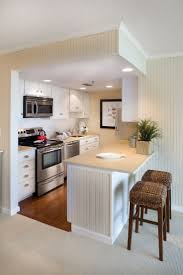 Kitchen Island Ideas For Small Kitchens Light Hardwood Floor Dark