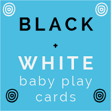 8 baby play ideas black white picture cards u2014 cando kiddo