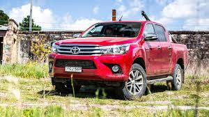 mitsubishi triton 2018 2018 toyota hilux gets a beastly make over