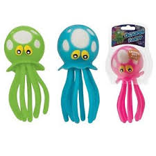 Octopus Light 1 Octopus Light Up Tub Toy Bath Pool Or Tub Toy Water Table