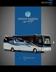 view holiday rambler neptune brochures rv literature
