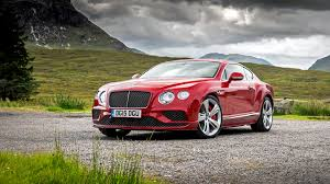 matte red bentley bentley continental gt wallpapers