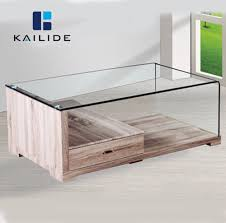 Glass Top Display Coffee Table With Drawers Glass Top Wooden Tea Table Glass Top Wooden Tea Table Suppliers