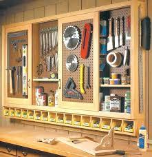 Garage Organization Idea - garage tool organizer ideas u2013 eatatjacknjills com