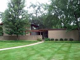 Japanese Inspired House Yamasaki U0027s Most Important Architecture In U0026 Around Detroit S