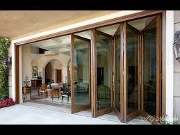 Patio Doors Bifold Folding Patio Doors Popular Tri Fold Within 18