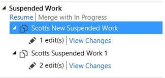 suspend and resume scott visual studio 2012 suspend and resume work