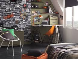 chambre stylé ado chambre ado style urbain
