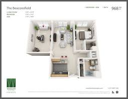 floor plans of woodland station apartments in newton ma