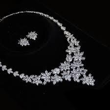 bridal earring necklace sets images Belle bridal l stunning crystals wedding jewelry sets belle jpg