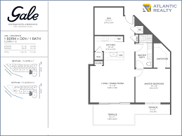the gale floor plan gale boutique hotel residences new miami florida beach homes
