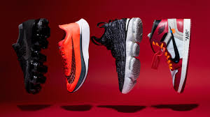 these 4 nike sneakers are why the swoosh won 2017 gq