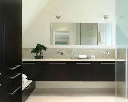 Modern Bathroom Cabinet Houzz - Designer bathroom cabinets