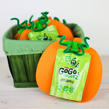 healthy preschool snacks gogo squeez pumpkins trickorsqueez texas