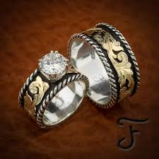 western wedding rings glamorous western wedding endearing western wedding rings