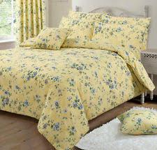 lemon bedding ebay