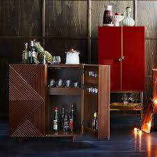 Espresso Bar Cabinet 7 Coolest Bar And Liquor Cabinets To Buy Right Now Digsdigs