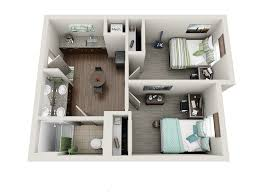 Two Bedroom by Room Types Uk Housing