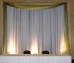 wedding backdrop cost wedding drapery
