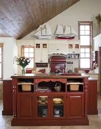 hauteur comptoir cuisine les 25 meilleures idées de la catégorie armoires en merisier sur