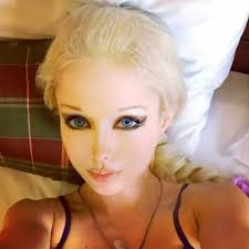 human barbie doll family human barbie valeria lukyanova ditches the doll look for muscles