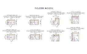 size of toilet minimum size requirements for powder rooms is simple toilet