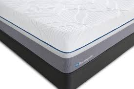 Best Firm Mattress Topper Best Sealy Posturepedic Hybrid Cobalt Firm Queen Mattress