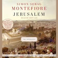 download jerusalem audiobook by simon sebag montefiore for just 5 95