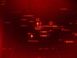 Elite Dangerous Galaxy Map Elite Dangerous Bug Report Anaglyph 3d Ghosting